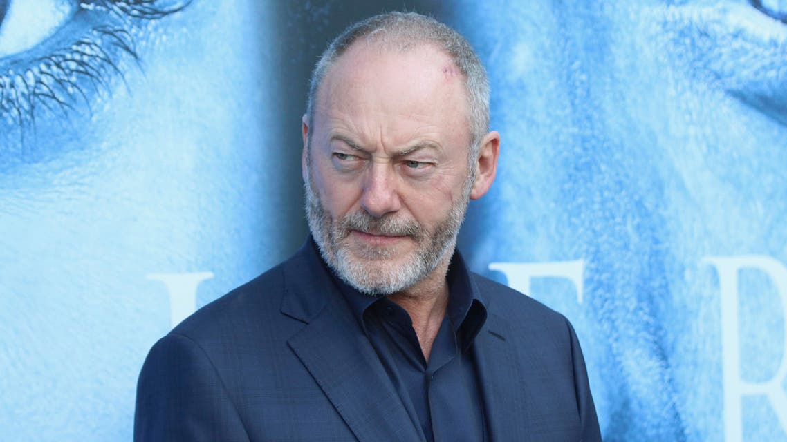 """Liam Cunningham arrives at the LA Premiere of """"Game of Thrones"""" at The Walt Disney Concert Hall on Wednesday, July 12, 2017 in Los Angeles. (Photo by Willy Sanjuan/Invision/AP)"""