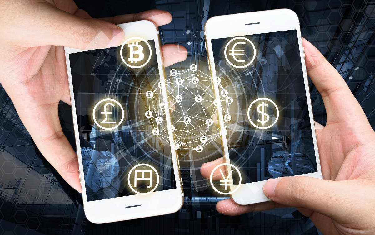 blockchain bitcoin shutterstock