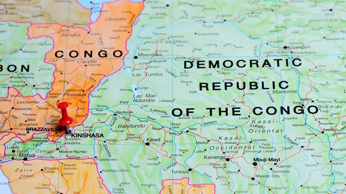 Democratic Republic of Congo shutterstock