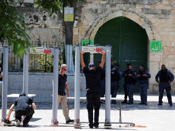 إسرائيل تعيد فتح أبواب الأقصى.. والاحتفالات تعم القدس