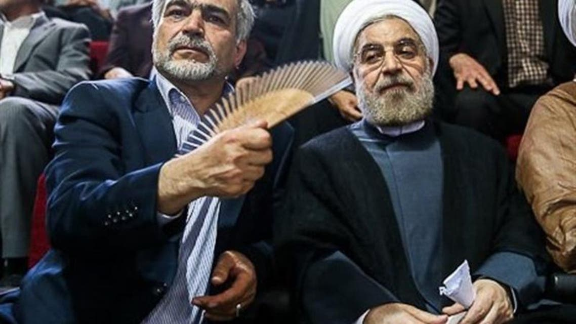 حسن و حسین روحانی