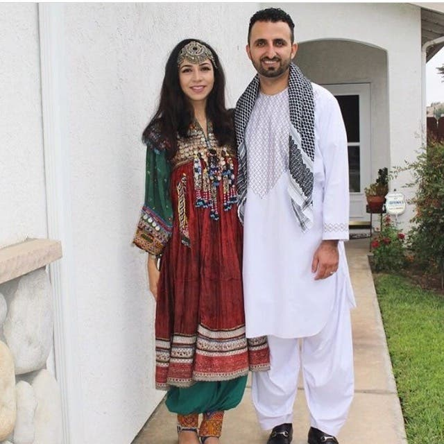 تصویری... لباسهای افغانی دریچهی آزادی زنان افغان