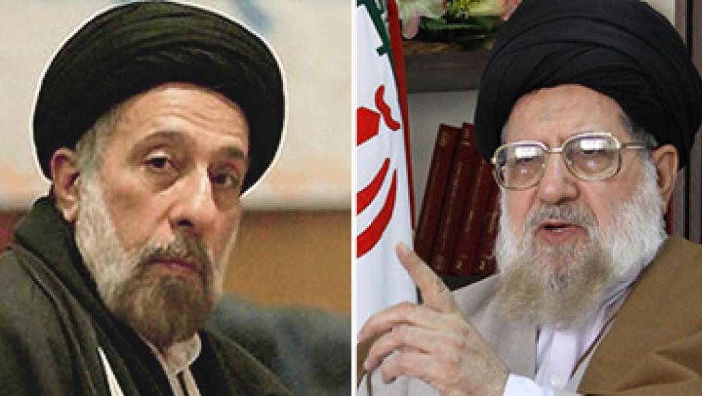 محمد و هادی خامنه ای
