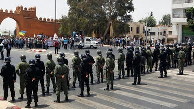 المغرب.. المئات يتضامنون مع حراك الحسيمة