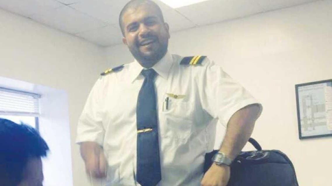 Muhammad Al-Anzi, 27, who died along with his 70-year-old flight instructor, is to be buried in Riyadh. (Saudi Gazette)
