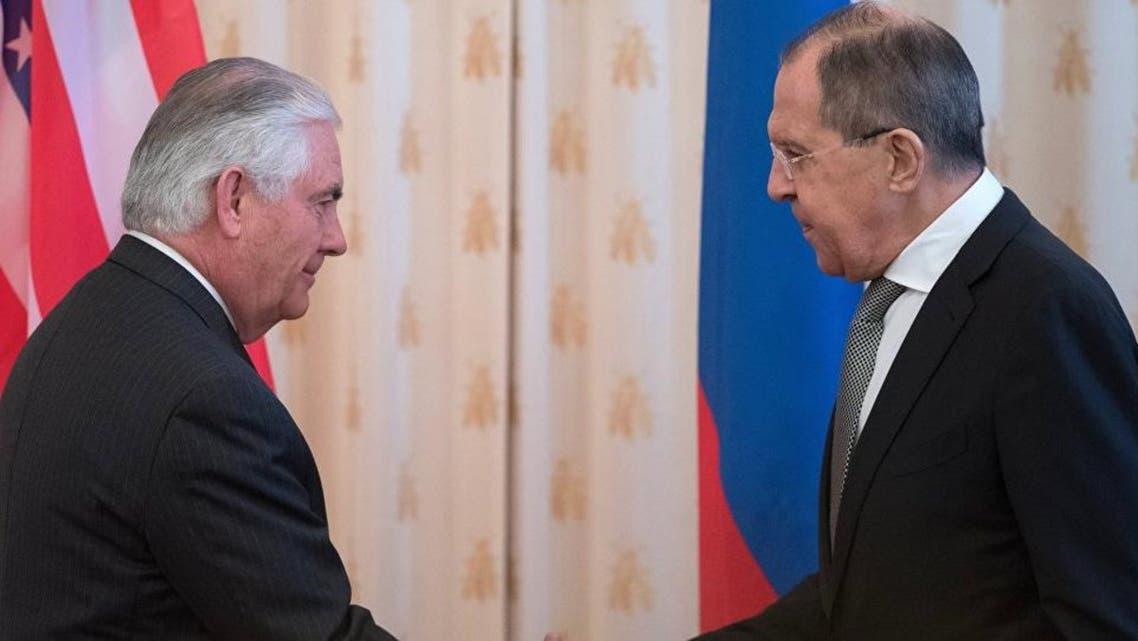 foreign minister of Russia and USA