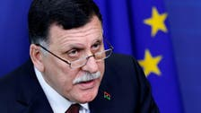 Libya's Fayez al-Sarraj announces political roadmap, calls for polls next year