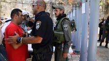 إسرائيل تستبدل البوابات بكاميرات في مداخل المسجد الأقصى