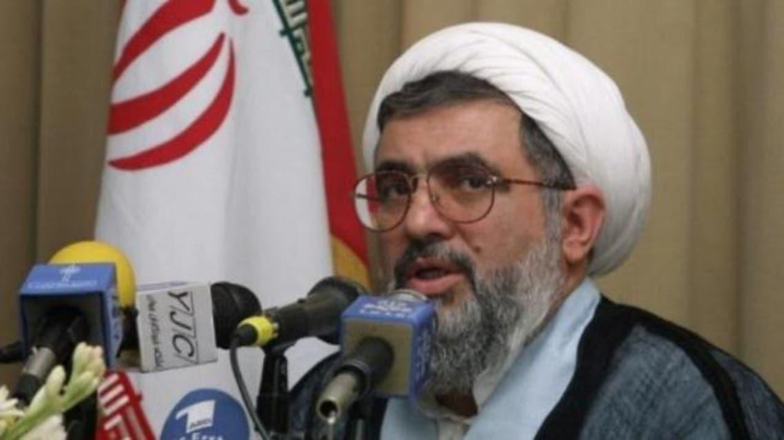 وزير الإستخبارات الإيراني الأسبق علي فلاحيان
