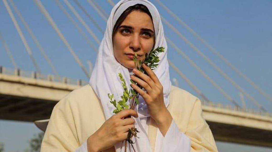 زیباروی مندائی که دل از مسلمانان ربود