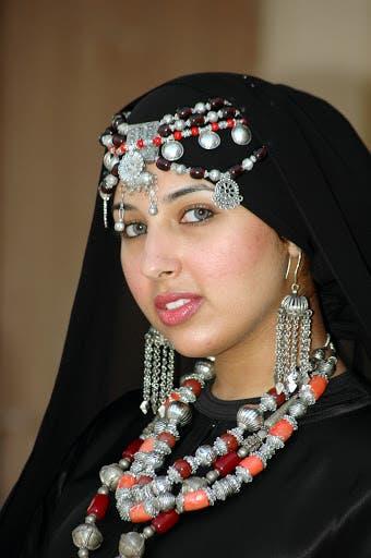 نوعی روسری سنتی یمنی