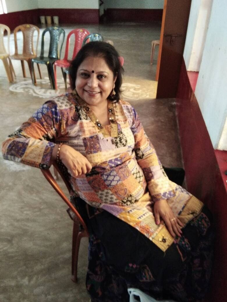 Aparajita Bose was in jail from the year 2000 to 2013 before her appeal against her conviction and life sentence. (Supplied)