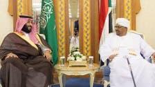 ولي العهد والرئيس السوداني يبحثان الأوضاع في المنطقة