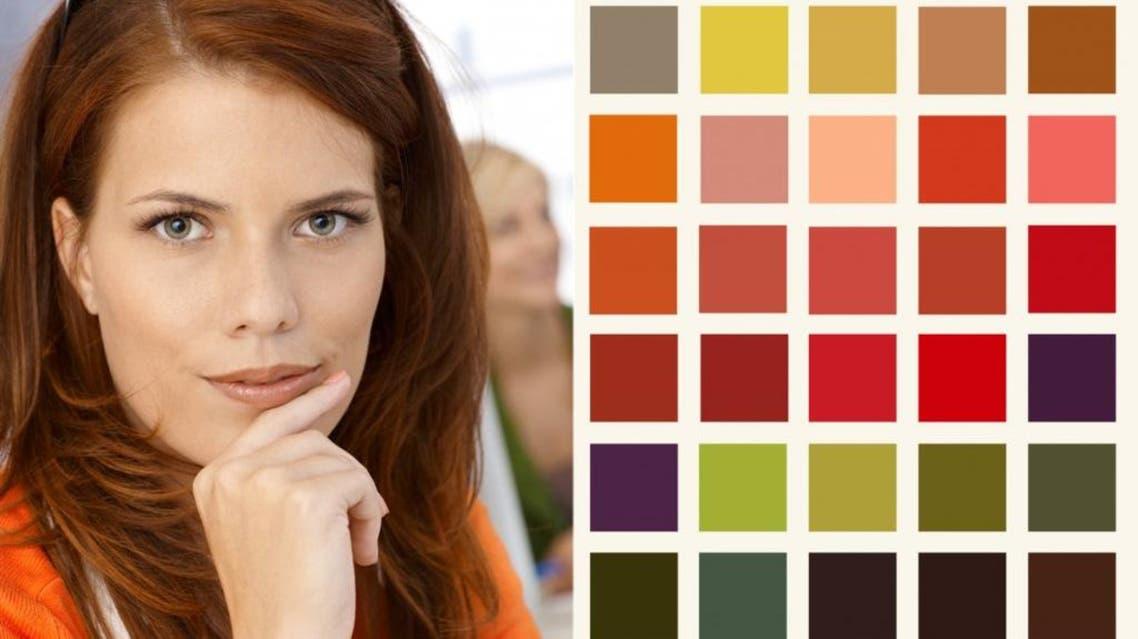 ألوان -  بشرة
