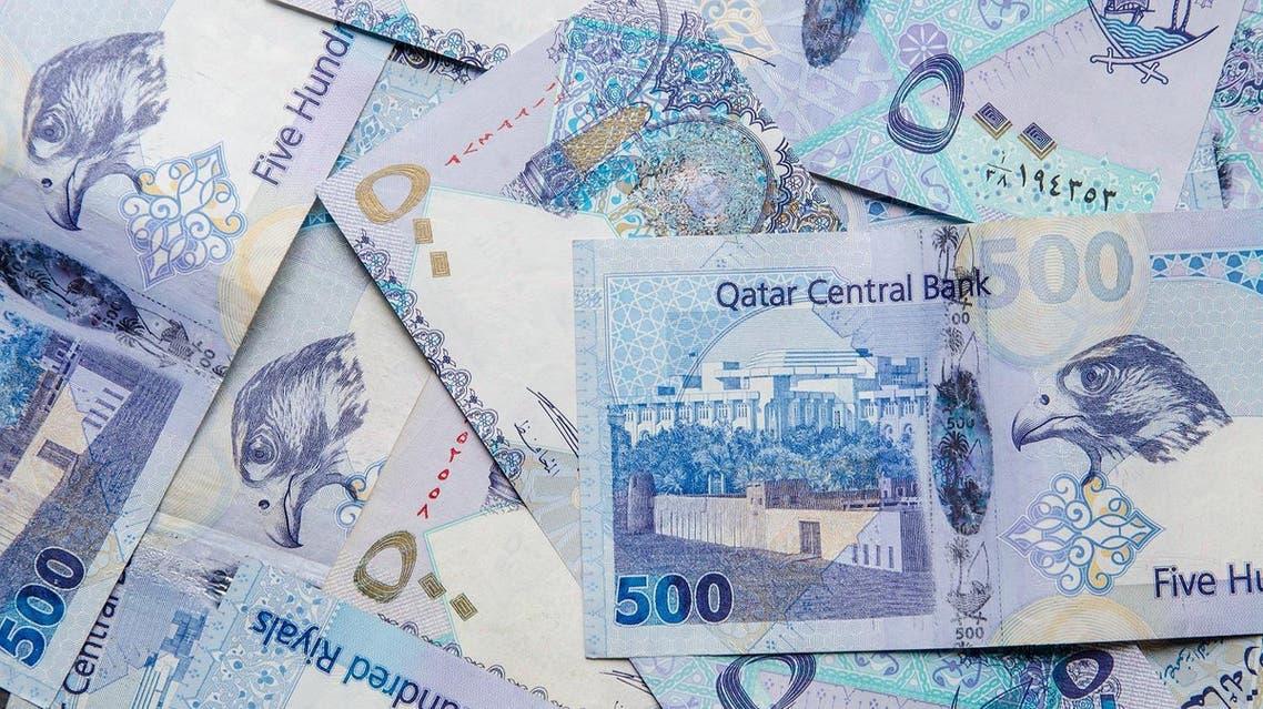 qatar riyal shutterstock