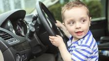 Deputies: 5-year-old, 2-year-old crash family car in US