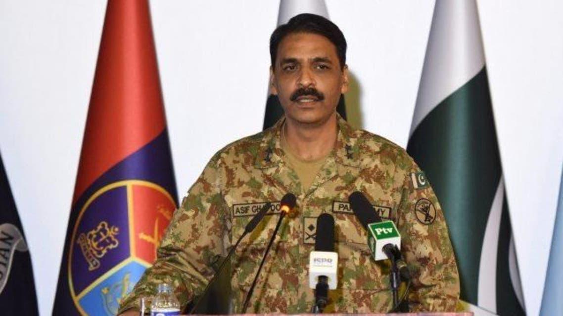 المتحدث العسكري الباكستاني