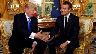 أميركا تُكذب ماكرون: ترمب يريد الانسحاب من سوريا