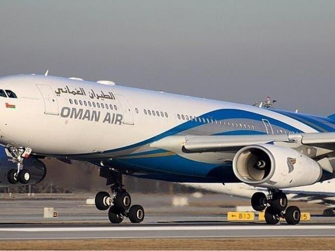 الطيران العماني يعلق الرحلات مؤقتاً لمصر والبحرين