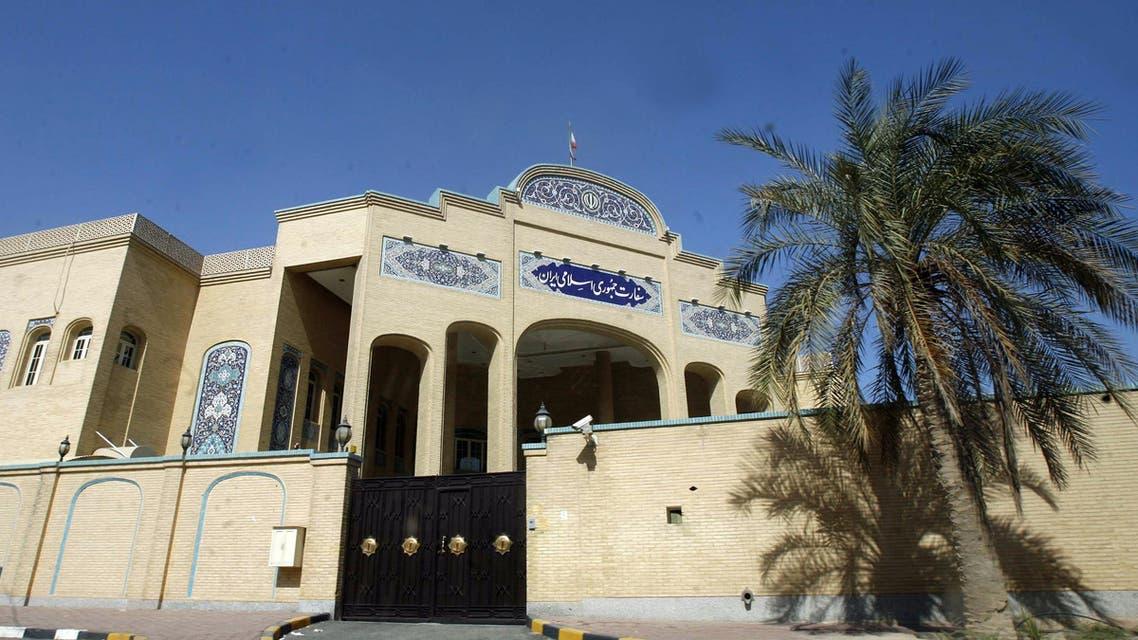 سفارة إيران في الكويت