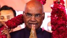 Ram Nath Kovind elected India's new president