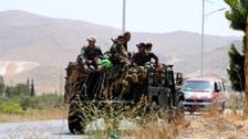 لبنان:عرسال کی جانب فرار ہونے والے دہشت گرد فوج کے نشانے پر