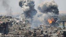 الأمم المتحدة:إزالة قنابل الموصل تحتاج أكثر من 10 سنوات