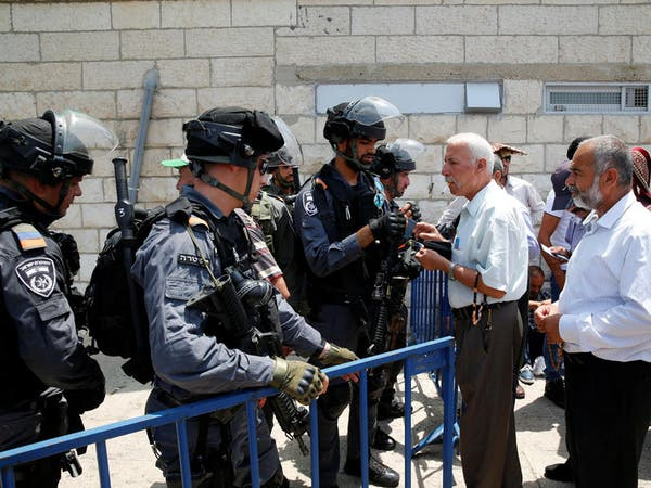 الأردن والإمارات يدعوان إسرائيل لفتح الأقصى فوراً