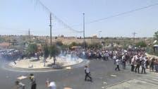 بیت المقدس:نفیر کا جمعہ، جھڑپوں میں ۳ فلسطینی جاں بحق متعدد زخمی