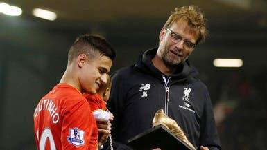 ليفربول يواصل رفضه عروض برشلونة لضم كوتينيو