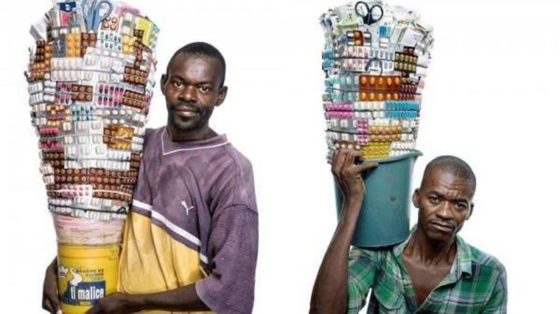 داروخانههای دورهگرد در هائیتی