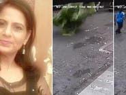 فيديو للموت يطارد مذيعة شهيرة ويهوي عليها بنخلة قتلتها
