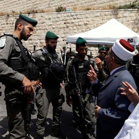 """يقودهم وزير إسرائيلي.. مستوطنون يقتحمون """"الأقصى"""""""