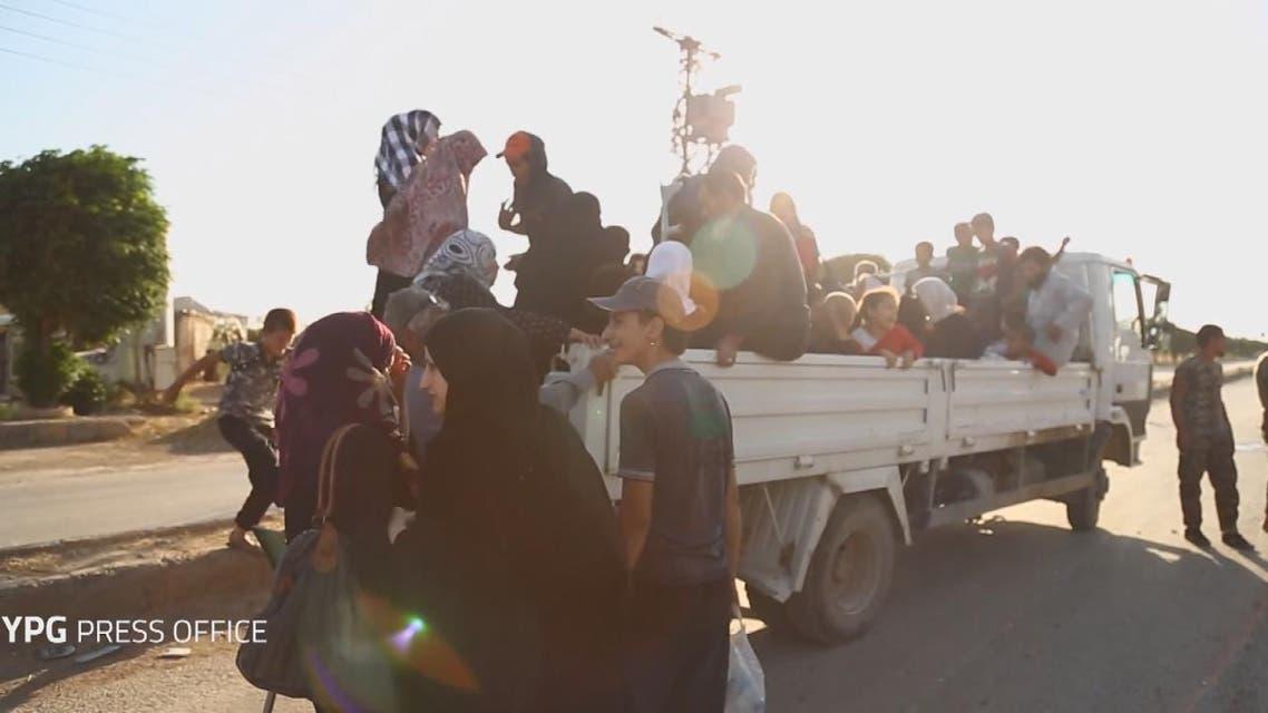 THUMBNAIL_ الهاربون من الرقة وقصص إرهاب وعنف داعش