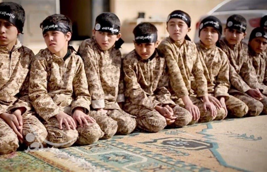 أشبال داعش
