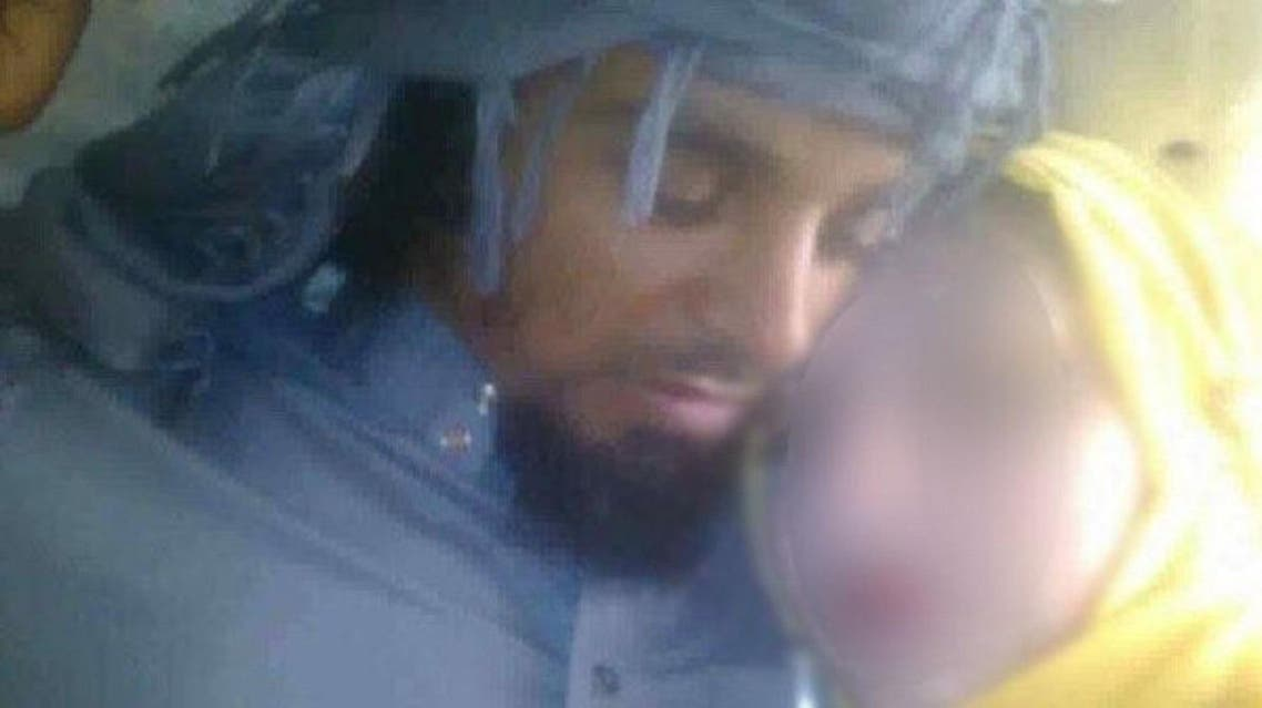 Photos of the ISIS judge of the 'State of the Tigris' called Mullah Sajid Ahmed Ali Shargi in intimate postions with women captives have been found. (Supplied)