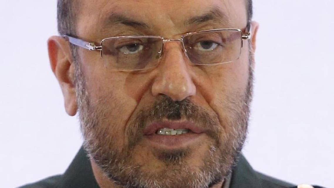 Iran Defense Minister Hossein Dehghan has signed an MoU With his Iraqi counterpart Irfan al-Hayali to boost cooperation. (Reuters)