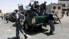 ہلمند میں امریکی فضائی حملے میں 16 پولیس اہلکارہلاک