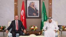 طیب ایردوآن کا شاہ سلمان سے قطر بحران اور خطے کی صورت حال پر تبادلہ خیال