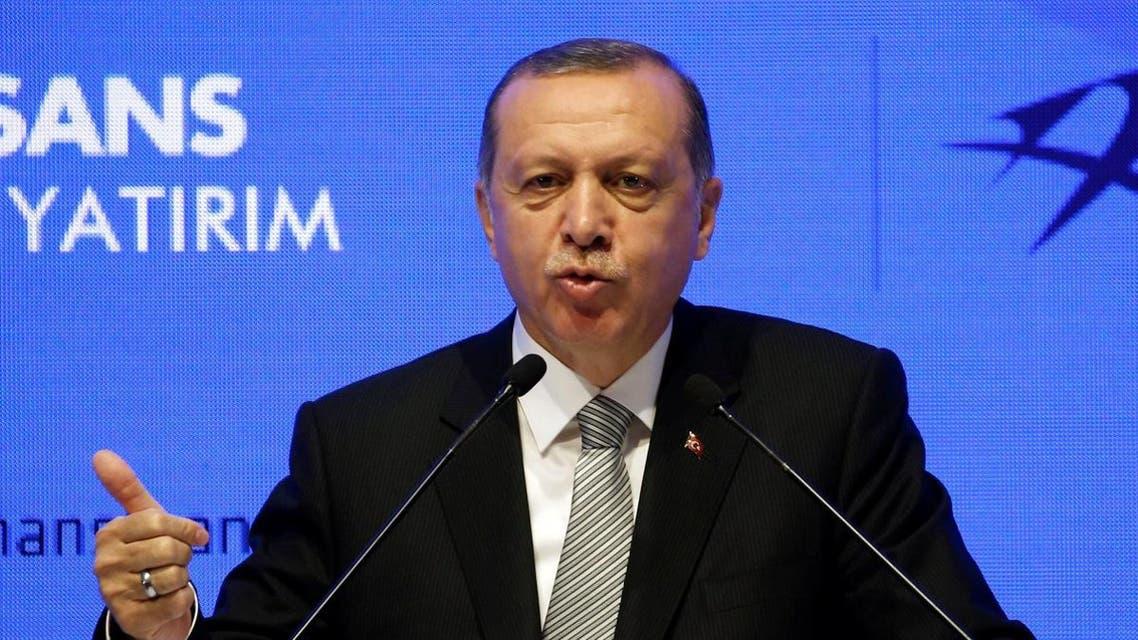 erdogan turkey REUTERS