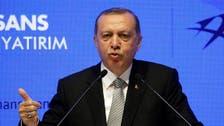Turkey's Erdogan says Germany abetting terrorists