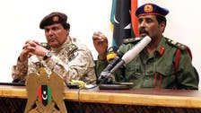 Libyan army says agreement to unify military institution to be signed soon
