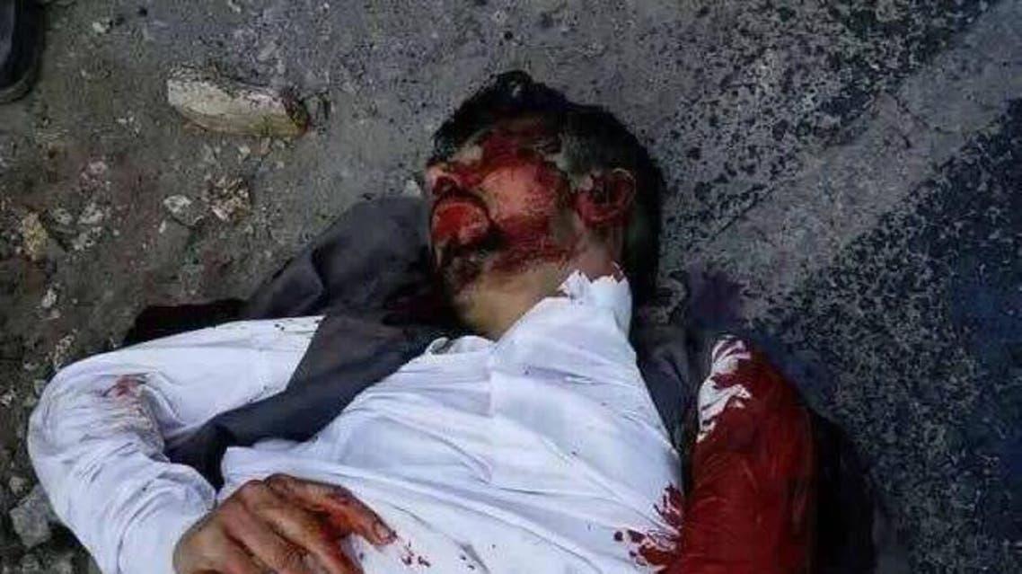 تصویری... انفجار کابل و تلفات آن