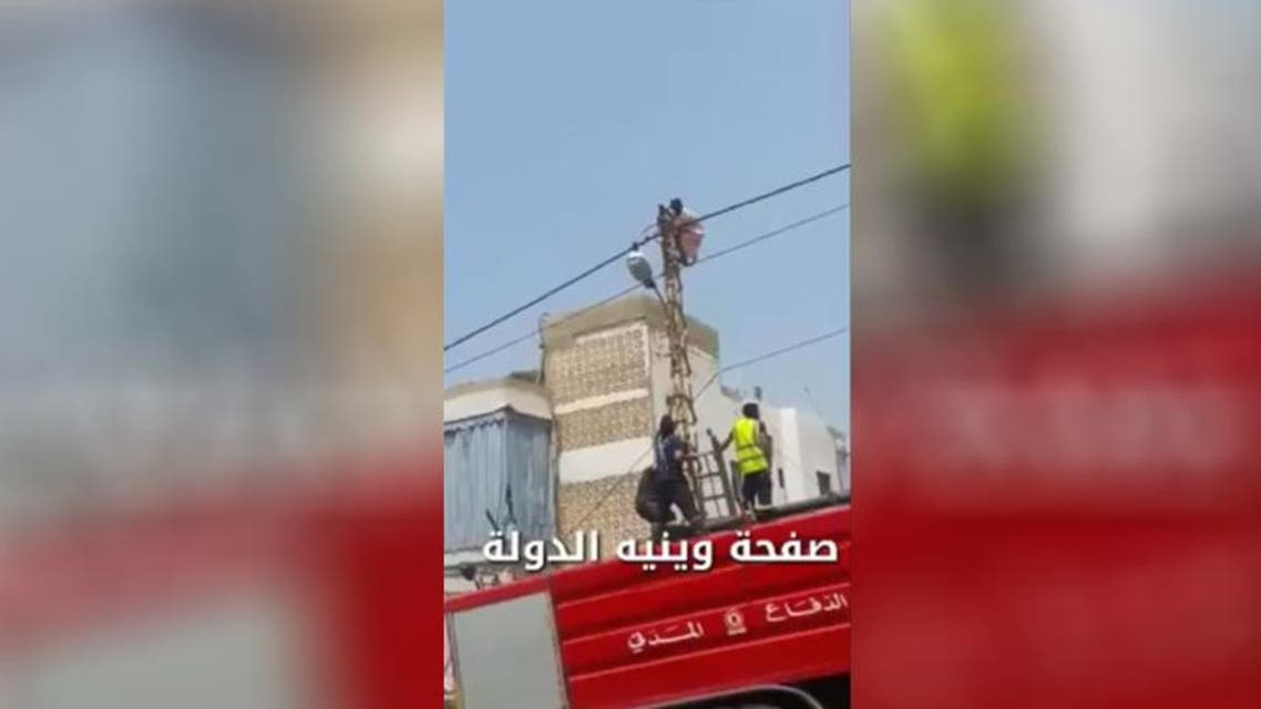 Ethiopian domestic worker tries to commit suicide in Lebanon