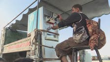 Displaced Syrians face blistering summer heat
