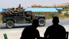Hezbollah says seizes strategic valley from militants at Syria-Lebanon border