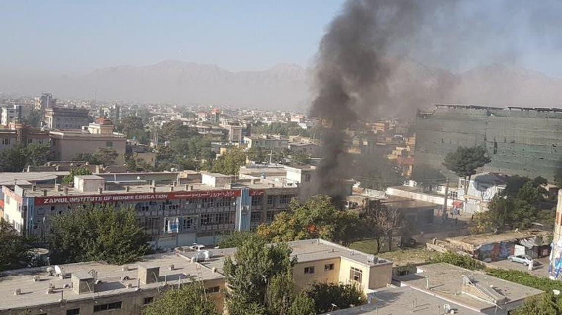 تفجير في أفغانستان