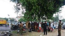 لاہور : فیروز پور روڈ پر خود کش بم دھماکا ، 26 افراد جاں بحق