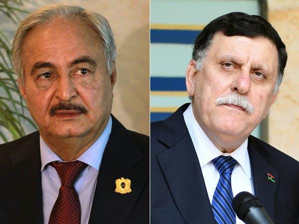 ليبيا.. تعيينات عسكرية قد تفجر خلافاً بين السراج وحفتر