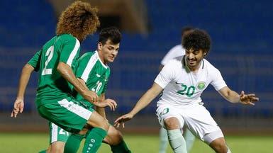 الأخضر الأولمبي يتأهل إلى نهائيات كأس آسيا 2018